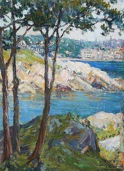 Mary Bradish Titcomb (1858 – 1927) | AMERICAN GALLERY - 20th Century
