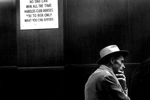last-picture-show: Robert Frank, Reno, Nevada, 1950s