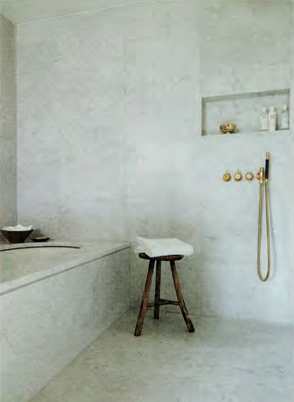 Madeleine Elliott concept studio Stockholm New York Los Angeles Inspiration Bathroom www.madeleineelliott.com