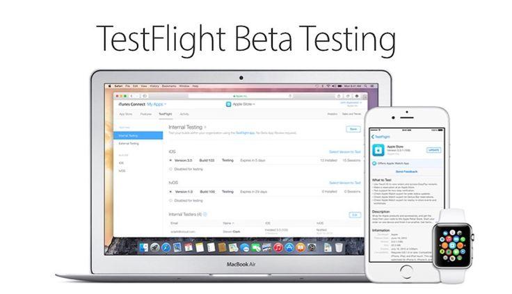 Apple, TestFlight kullanım sınırlarını 2 katına yükseltti