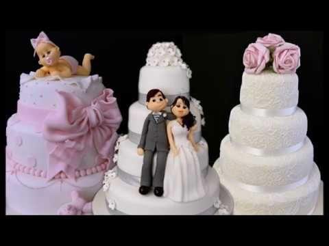 Dekorasi Wedding Cake Unik dan Lezat