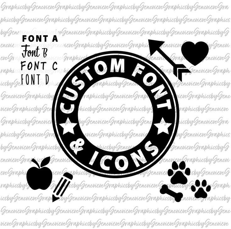 Custom Starbucks Svg for Cold Cups Custom Font Dog Mom svg