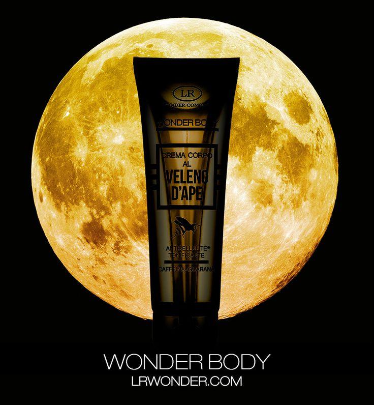 Wonder Body - The perfect Moon body!