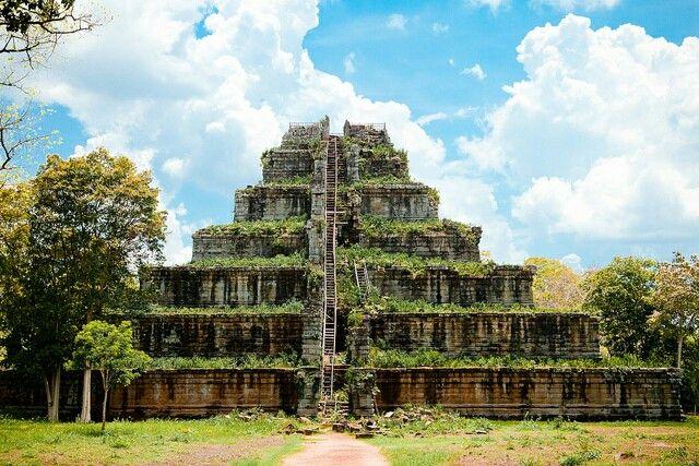 Koh Ker,Cambodia