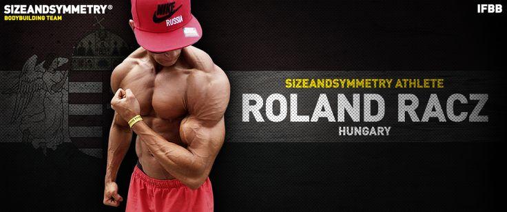 Roland Racz (Hungary)   www.sizeandsymmetry.com/athletes/roland-racz