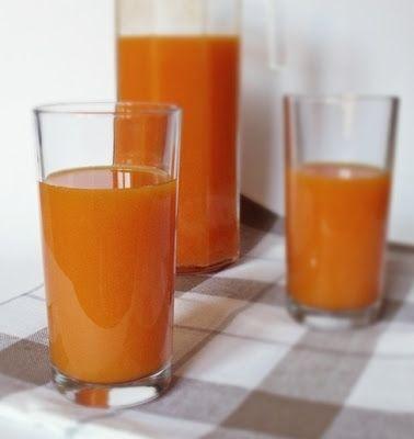 Citromhab: Narancsos sütőtöklé