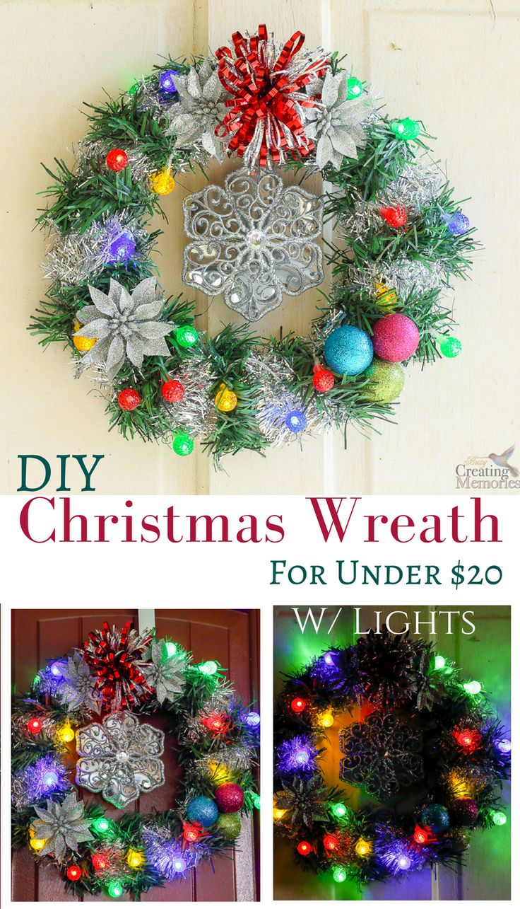 25 Unique Cheap Christmas Decorations Ideas On Pinterest