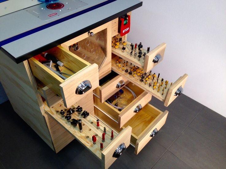 Gøffe: Fresebord -  - Gøffe