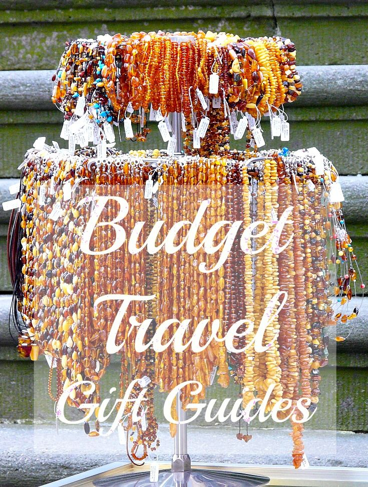 Budget travel gifts for the traveler in your life. Tech items, packing gear, personal products...everything to make travel easier at a price you can afford in our budget travel gift guides series.