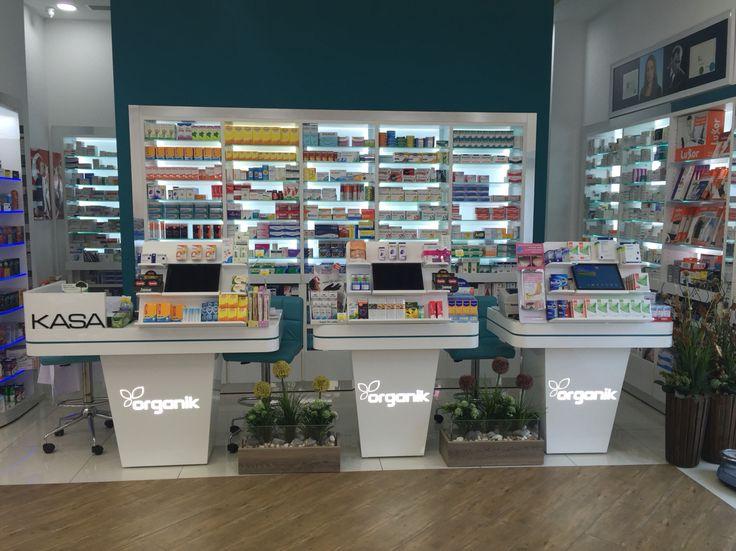 #izmir #turkey #organikeczane #eczanew #mavibahçe #pharmacy #retail