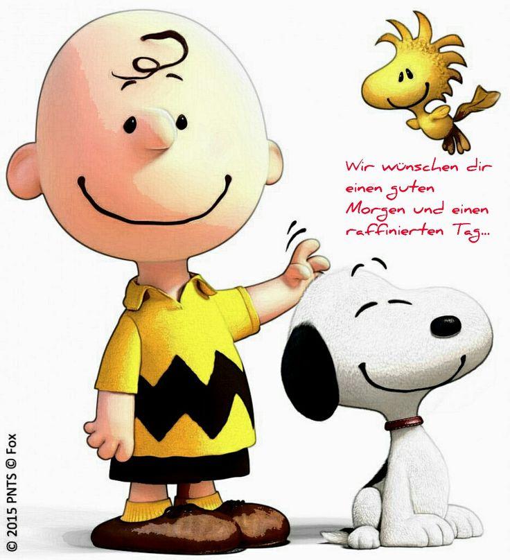 Humor, Snoopy, guten Morgen.