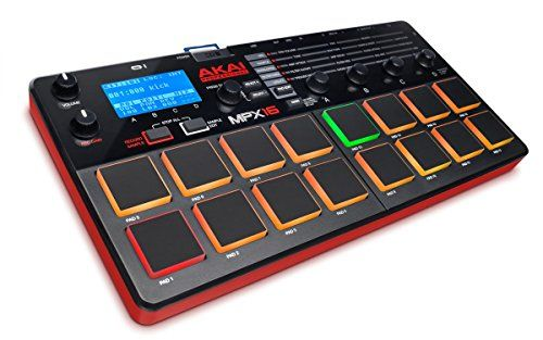 Akai Professional MPX16 Sample Recorder and Player with SD Card Slot Akai Professional http://www.amazon.com/dp/B00J4JPUFS/ref=cm_sw_r_pi_dp_rDIOwb07JF9HZ