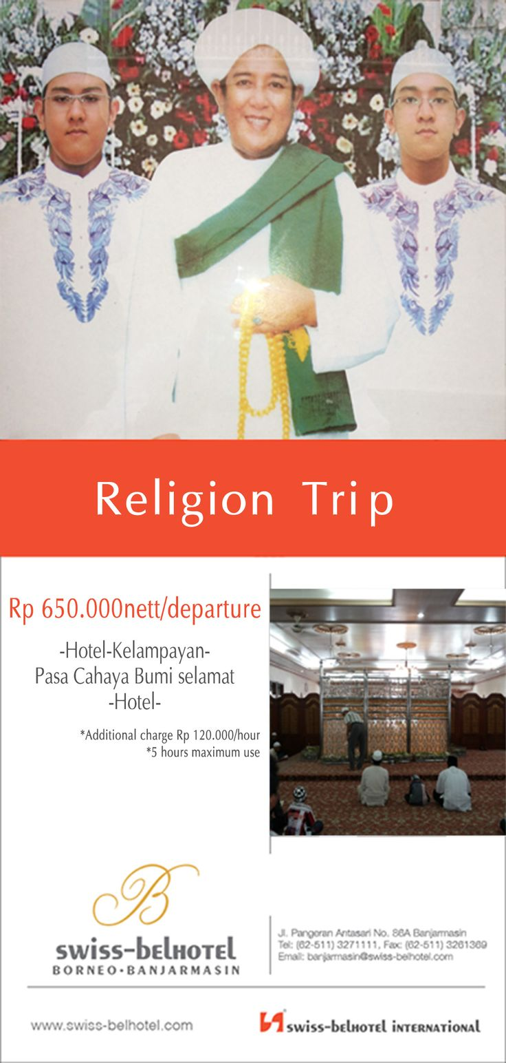 Religion Trip Package