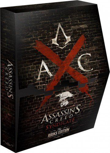 Assassin's Creed Syndicate - The Rooks Edition (PS4) Ubisoft