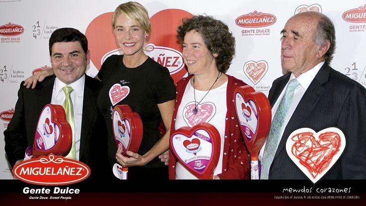 6ª. Campaña Solidaria Sonrisas Dulces de Migueláñez a favor de Menudos C...