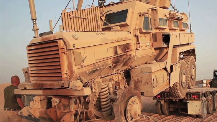The US Military M88A2 Hercules Is The Biggest, Baddest Towing Vehicle On The Planet! #Diesel, #Trucks  - http://vixert.com/us-military-m88a2-hercules-biggest-baddest-towing-vehicle-planet/