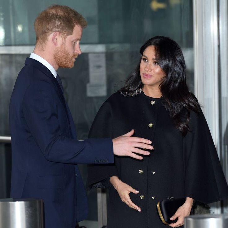Here's Why People Are Convinced Meghan Markle Already Gave