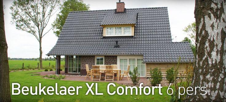 Hof van Salland Overijssel Hellendoorn Villa Beuk 6 persoons XL