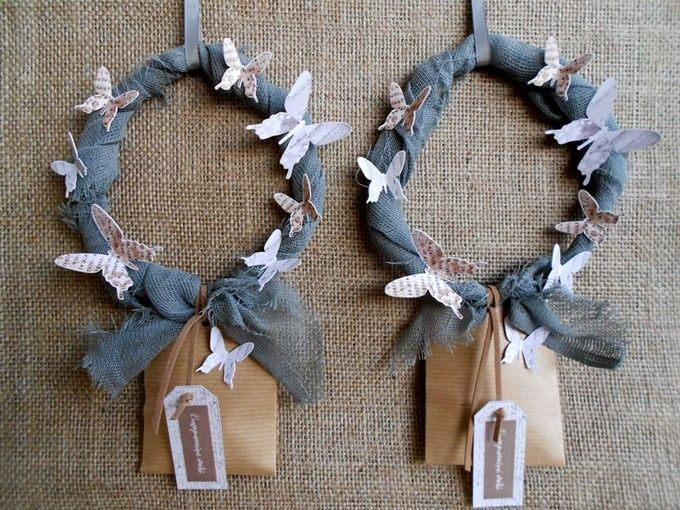 Rustic προσκλητήρια & μπομπονιέρες by Lexis Creations   The Wedding Tales…