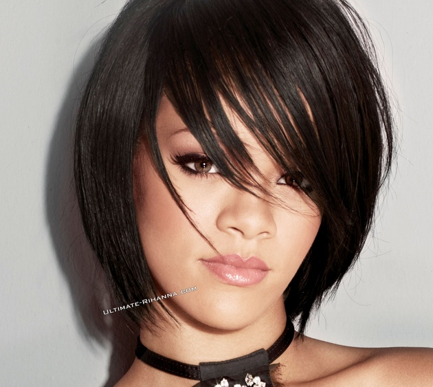 medium hair style with bangs bob with fringe images 2661