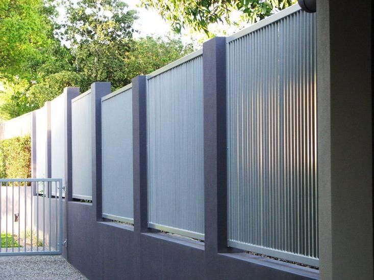 Corrugated Board Fences A Full Review And Inspirational