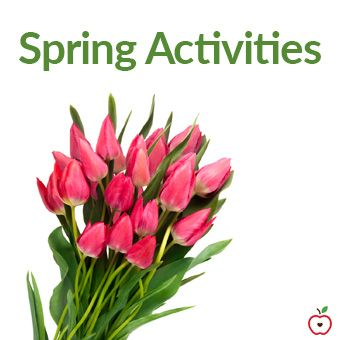 Spring is a time of birth, growth, and development for plants and animals. This is the perfect season to teach your students about the Earth sciences. Use our spring lessons, printables, bulletin board ideas, and art activities to supplement your science units. You'll find plenty of resources on life cycles for elementary, intermediate, and high school classes.