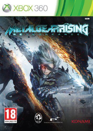 awesome Metal Gear Rising: Revengeance (Xbox 360)  Precio e informacion en la tienda: http://www.comprargangas.com/producto/metal-gear-rising-revengeance-xbox-360-importacion-inglesa/