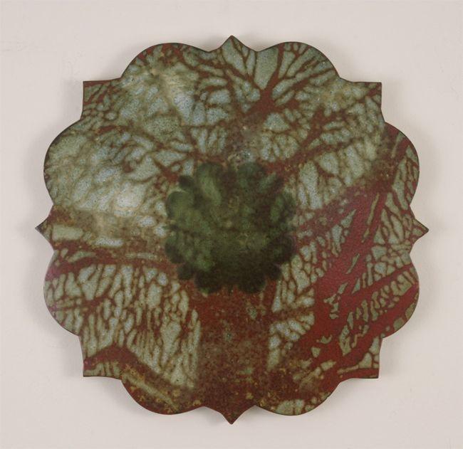 Gretchen Goss brooch plant series