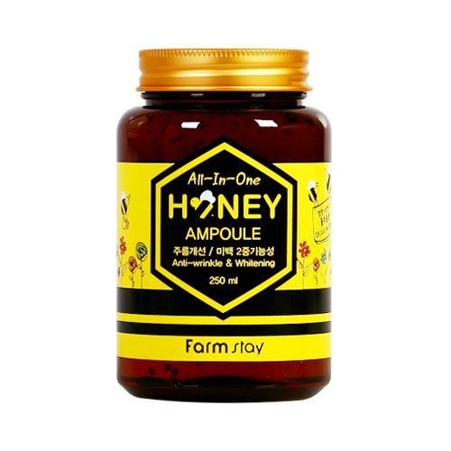 [FARM STAY] All In One Honey Ampoule - 250ml