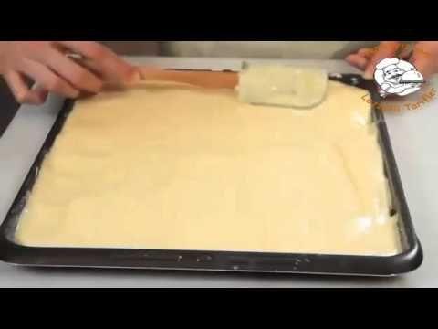 Muzlu Rulo Pasta Nasıl Yapılır? - YouTube