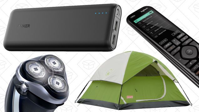 Todays Best Deals: Coleman Camping Sale Logitech Harmony SONOS and More