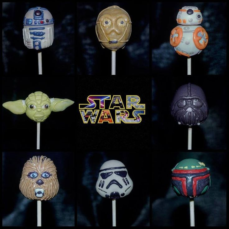 How To Make Yoda Cake Pops