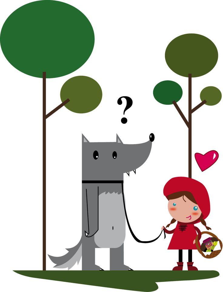 Cinco Cuerdas: Caperucita Roja y el Lobo... ¿feroz?