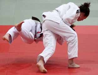 Judo Riau Ingin Ubah Perak Jadi Emas