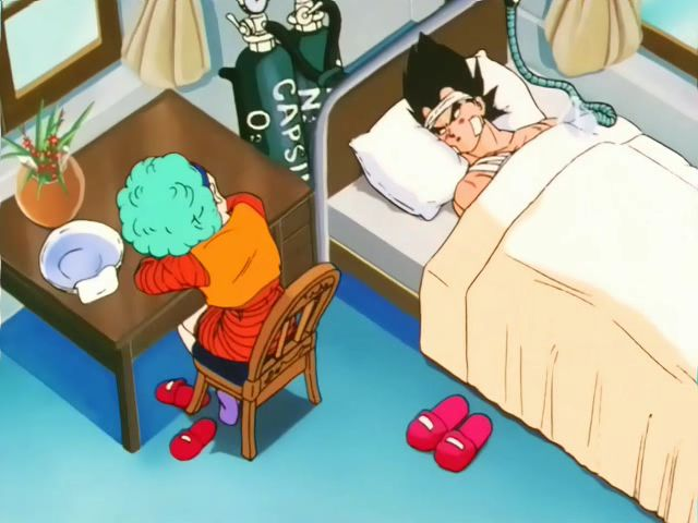 10 Important Lessons Vegeta And Bulma Taught Me About Love | Odyssey