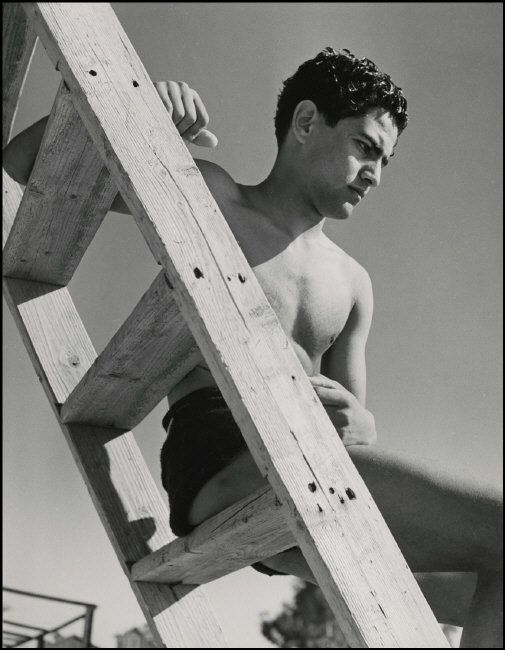 Herbert List  GREECE. Athens. Young worker. 1937.