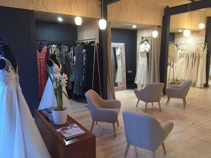 Welcome to the newly renovated Calèche Bridal Boutique, located in Norwood, South Australia