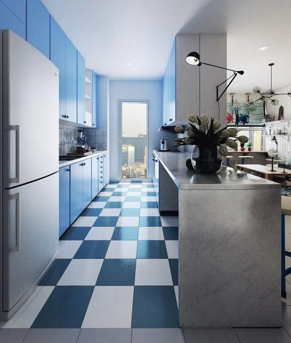 10 Stunning Apartments That Show Off The Beauty Of Nordic Interior - Kitchen-design-shows-exterior