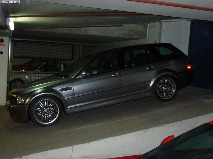 Never Built: BMW E46 M3 Touring