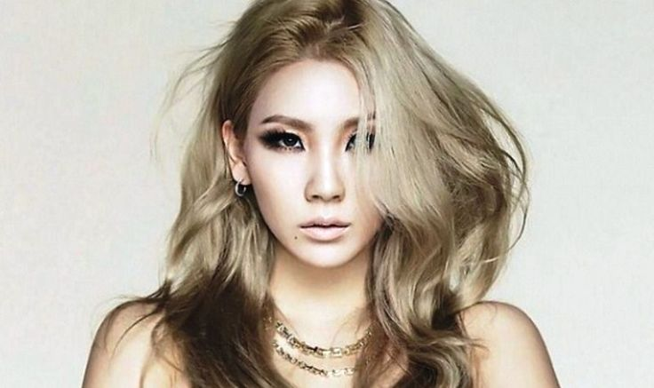 """Lee Chae-rin """"CL"""""""