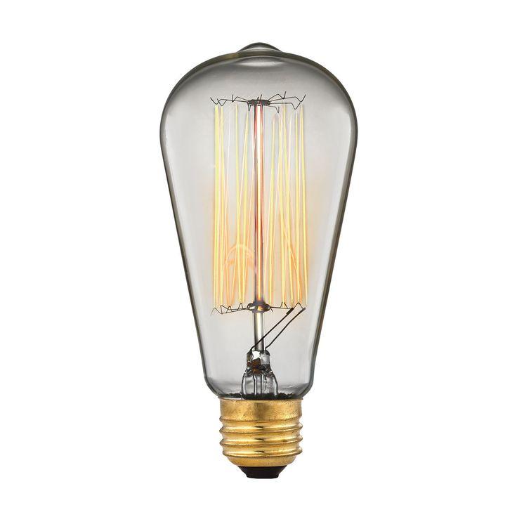 1000 Ideas About 60 Watt Light Bulb On Pinterest Bulb