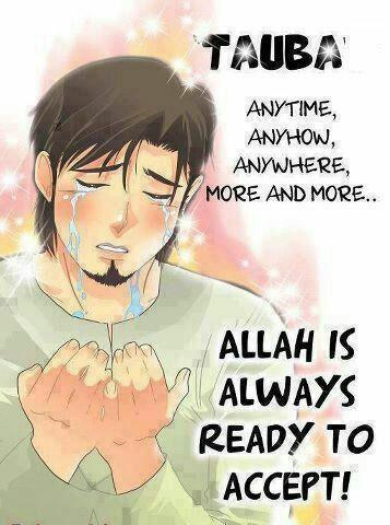 Tawba is repentance in islam.