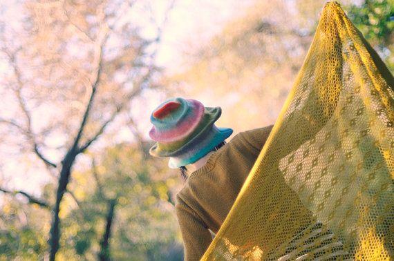 Pastel felt hat, soft grunge fashion,harajuku clothing, pastel grunge style, pastel fashion trend, anime cosplay costumes, j fashion