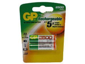 VTech I5803 AA NiMH Rechargeable GP Battery - 2pk (2500mAh) by GP. $5.00. VTech I5803 AA NiMH Rechargeable GP Battery - 2pk (2500mAh)