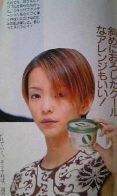 いつも女子の憧れ 安室奈美恵さんのレアなショートヘア画像特集
