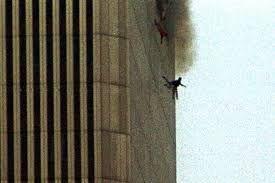 Afbeeldingsresultaat voor 9/11 jumpers hitting the ground