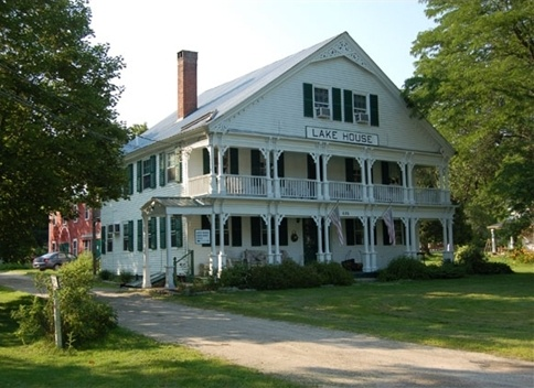 Lake House Bed and Breakfast  Waterford, Maine