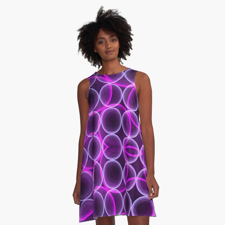 20% off every single thing. Use code GET20. Today only.!!  Plexus 3c134f A-Line Dress. #sales #save #discount #gifts #dress #alinedress #pattern #purple #circles #woman #shopping #onlineshopping #christmasgifts #xmasgifts #buydress #fashion #swag #cool #modern #moderndress #geometric #geometricdress #purpledress #style  #giftsforher #39