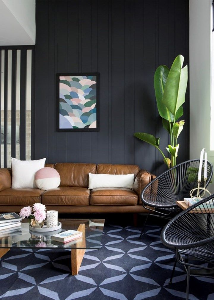 Five ways to a fabulous feature wall