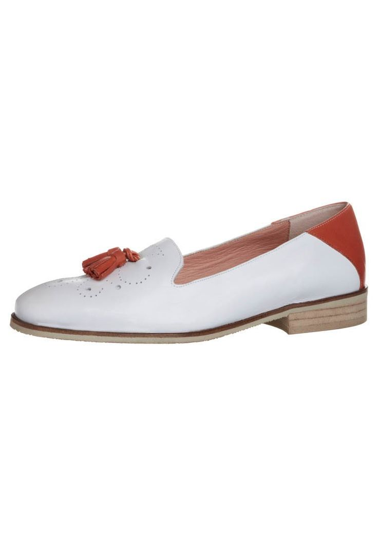 Vitti Love - Mocassins - blanc